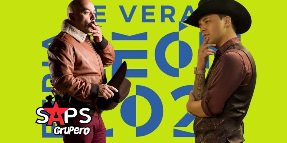 lupillo Rivera, Christian Nodal, Feria León 2021