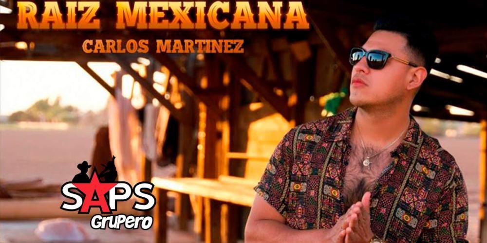"""Carlos Martinez tiene """"Raíz Mexicana"""" en la sangre"""