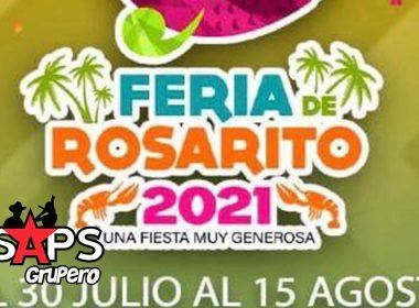 Feria Rosarito 2021 – cartelera oficial