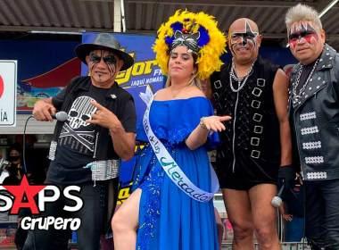 Los Súper Caracoles coronan a la reina de los mercados junto a La Mejor 100.5 FM en Veracruz