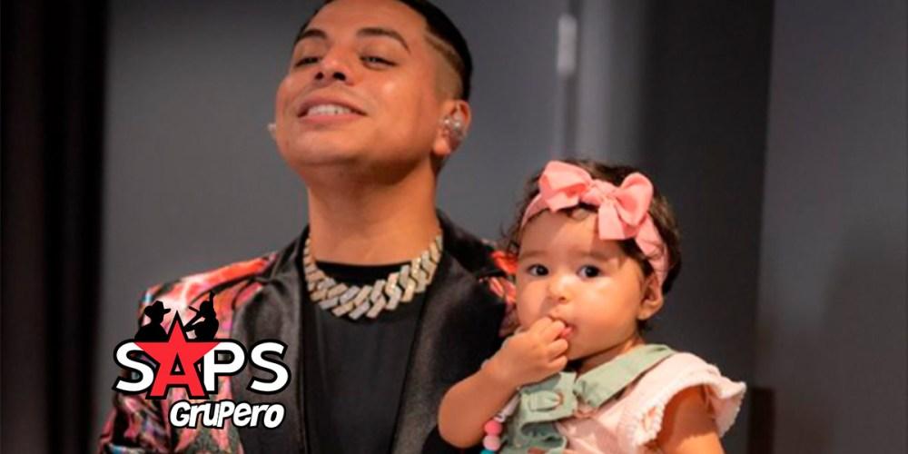 Ni el huracán Pamela detuvo la fiesta del bautizo de la hija de Eduin Caz