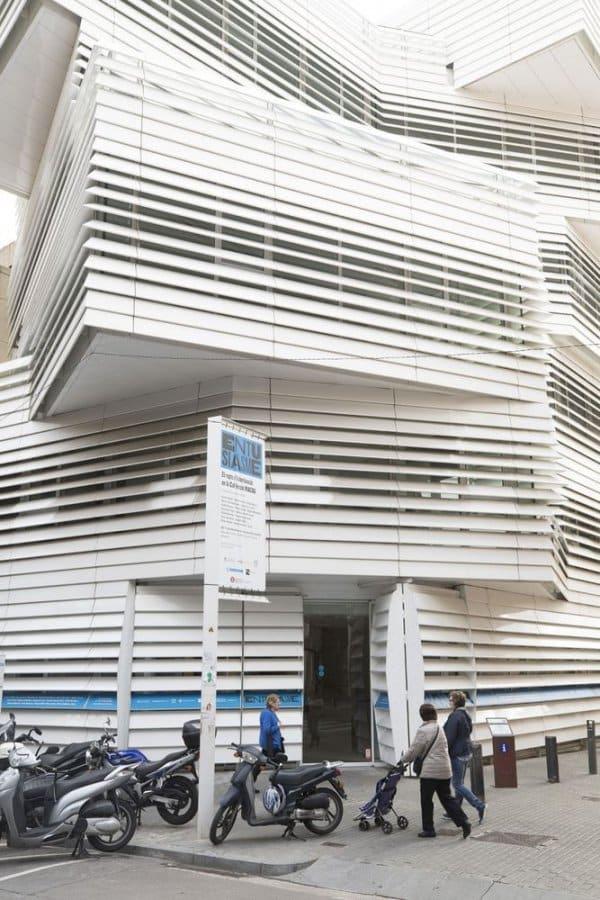 Saps com es diu la Sala d'exposicions del Centre Cultural del Carme i per què?