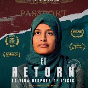 """""""EL RETORN, LA VIDA DESPRÉS DE L'ISIS"""" de Alba Sotorra - Docs del mes. Cinema a Badalona"""