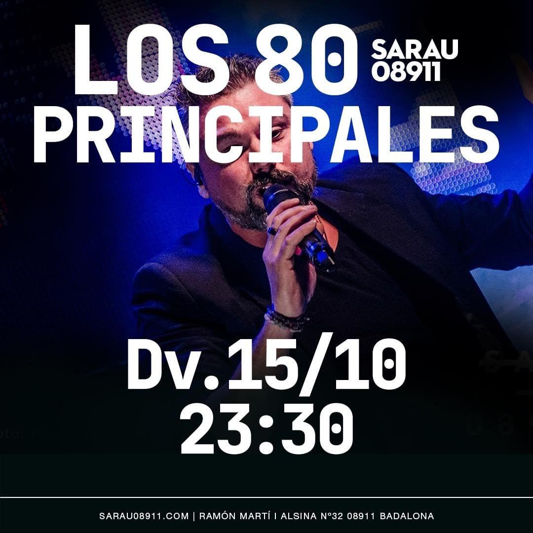 Los 80 Principales concert al Sarau 08911