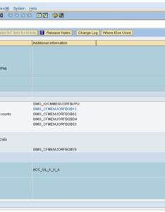 Navigate to the shown path also how create  chart of accounts in sap rh saptraininghq