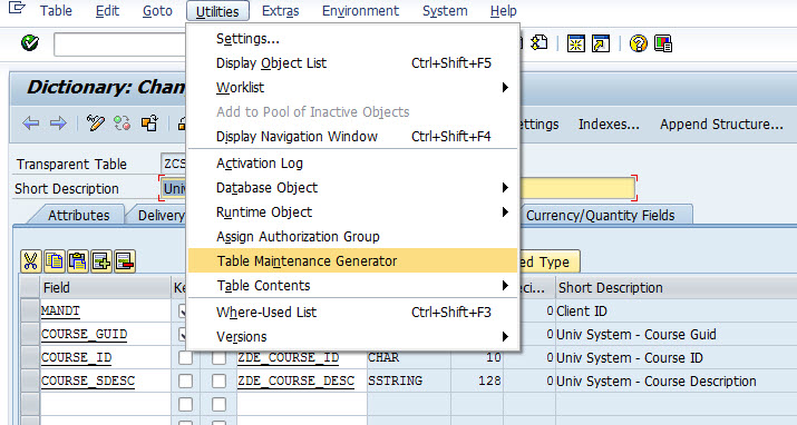 how to add button in application toolbar in sap abap