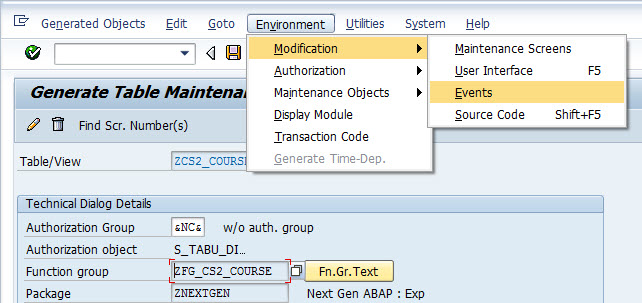 add-custom-button-maintenance-view-sap-6