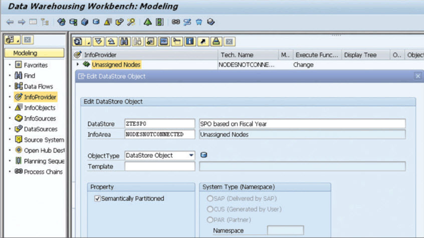 how-to-create-partition-infocube-sap-bw