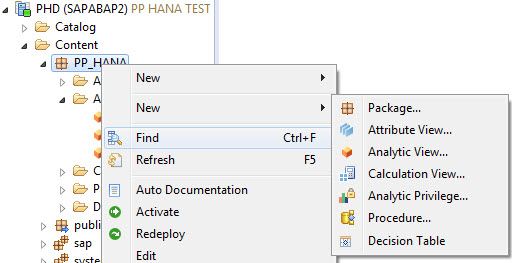 how-to-create-analytic-view-in-sap-hana