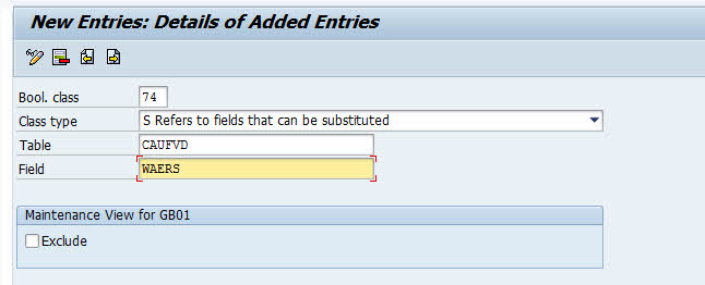 create substitution sap ps-2