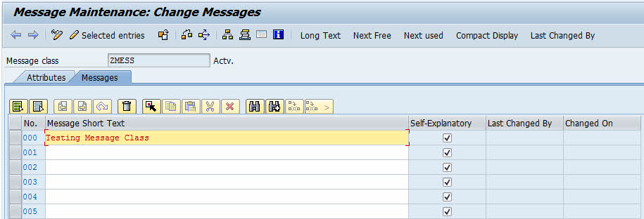 create-message-class-message-text-abap