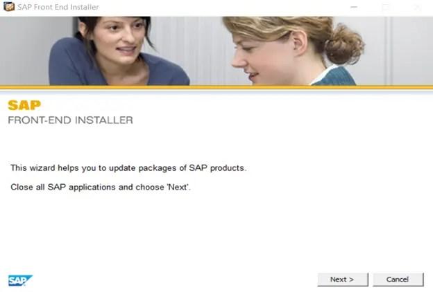 How to install SAP GUI