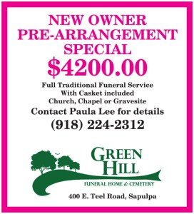 Green Hill Funeral Home