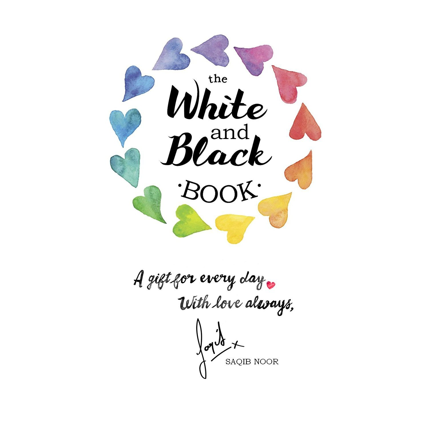Book release: The White And Black Book