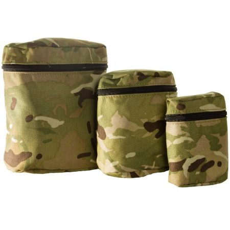 Camouflage Equipment Pouch