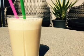 Lækker iskaffe til sommerdagene