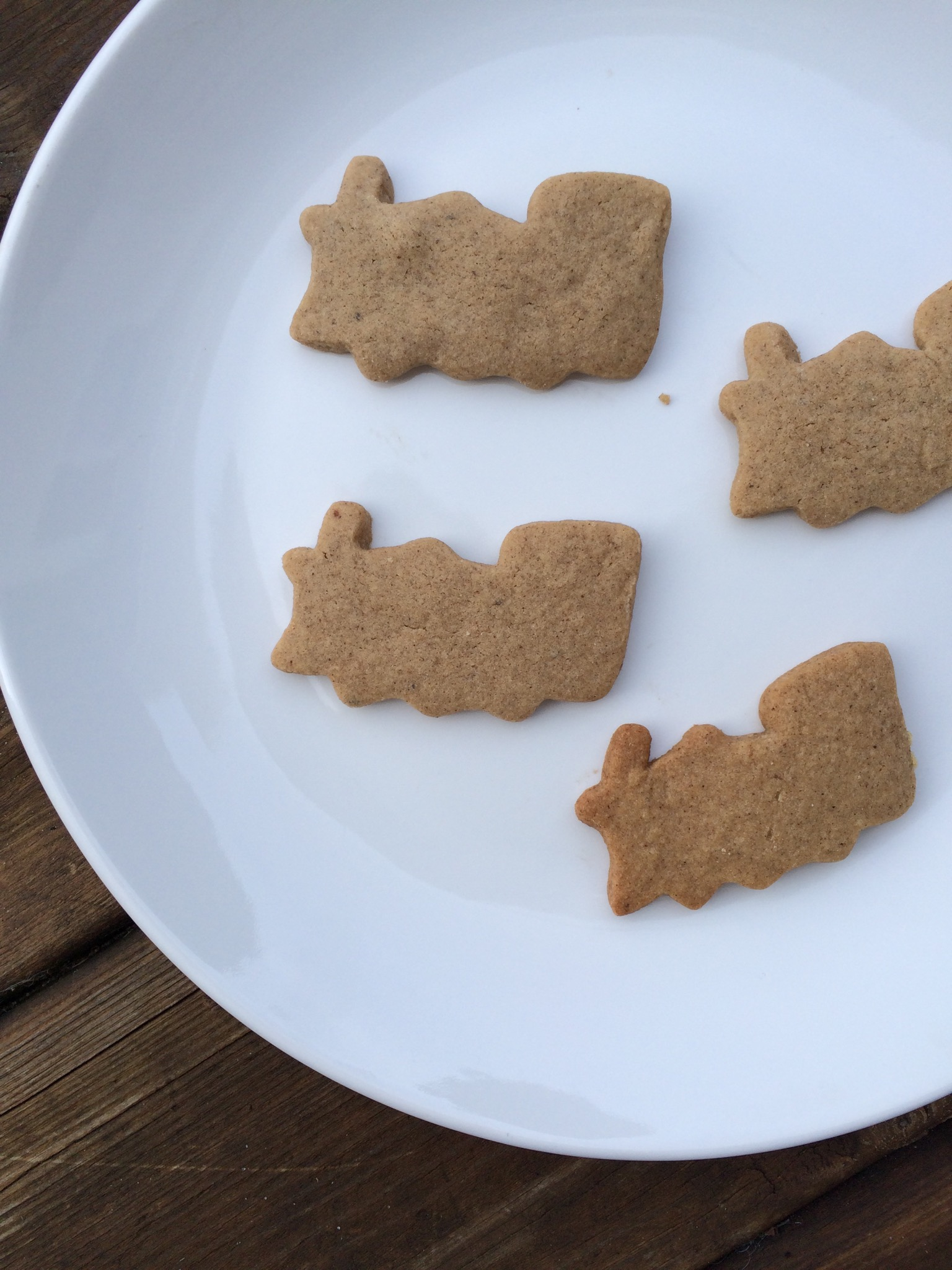 speculaas cookies (Dutch Christmas cookies)