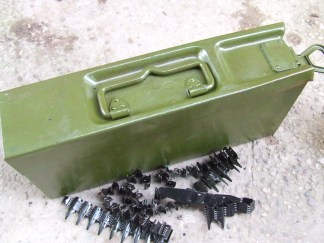 Mg34/ 42 Ammo Can & link