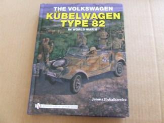 The Volkswagen Kubelwagen Type 82 in WW2