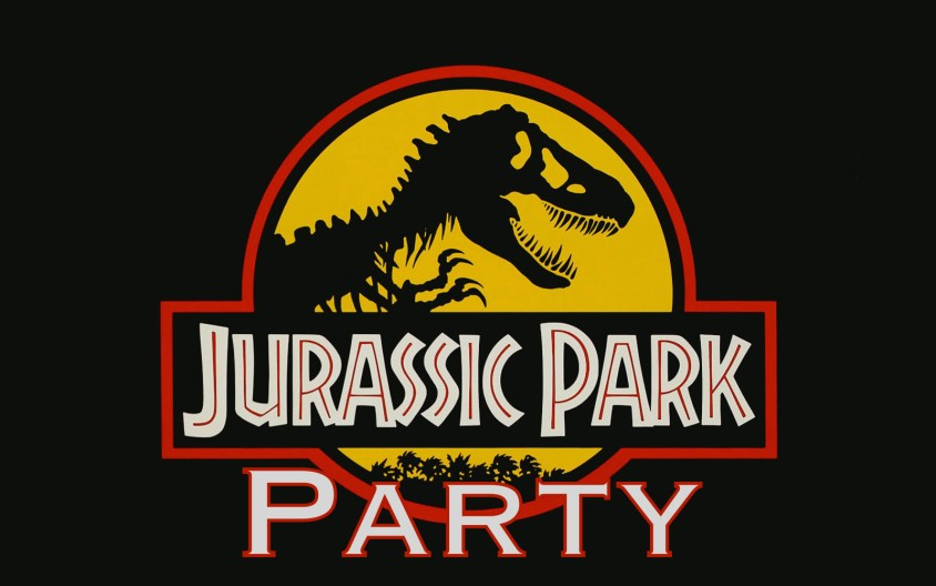 Jurassic Park Party Feature Image
