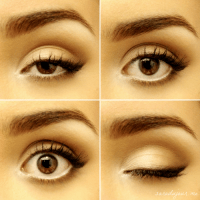 Tutorial: My Everyday Soft Cat Eye