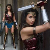 Wonder Woman Halloween Costume