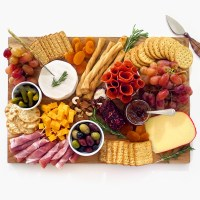 Holiday Hosting: Charcuterie Cheese Board