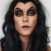 Scar Lion King Drag Makeup + Cosplay