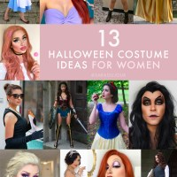 13 Halloween Costume Ideas for Women