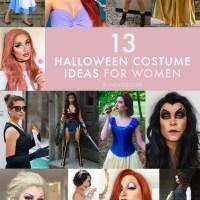 13 Halloween Costume Ideas for Women