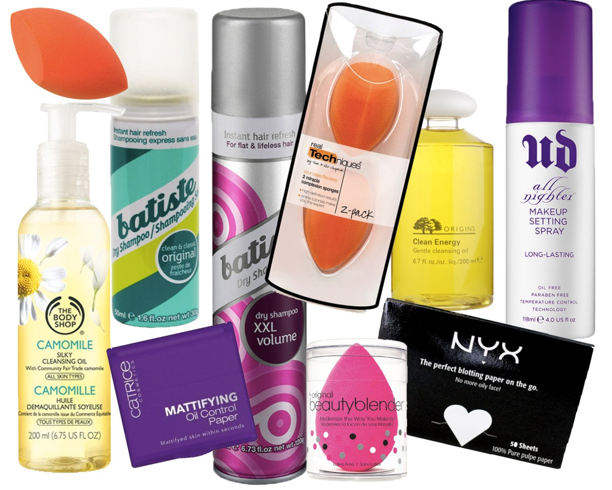 Suggested beauty inventions by the fashion and lifestyle blogger sarafi.