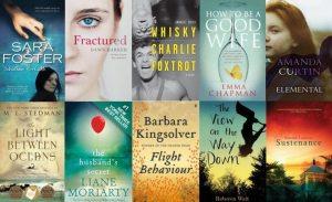 10 book giveaway