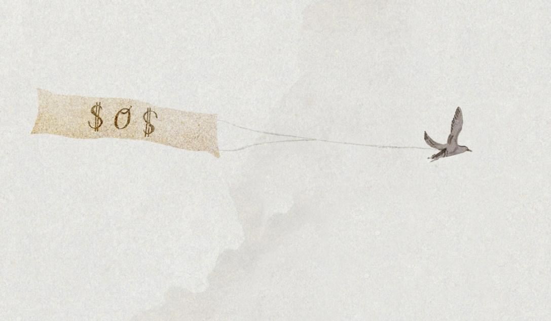 Concorso per illustratori Tapirulan - XI edizione - SOS - SARA GARAGNANI