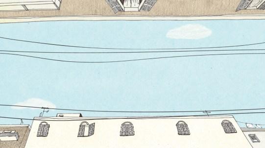 Screenshot booktrailer Che ti sia lieve la terra Sara Garagnani 5