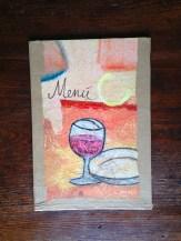 Menu Food - 04 - front