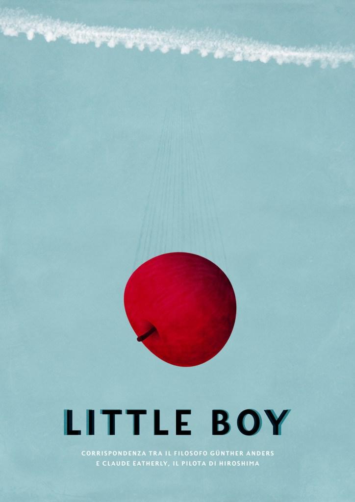 Little Boy - work in progress key visual 04 - sara garagnani