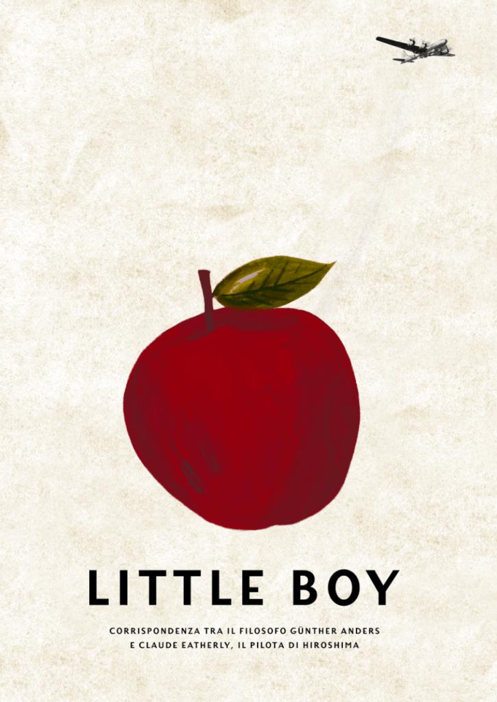 Little Boy - work in progress key visual 06 - sara garagnani