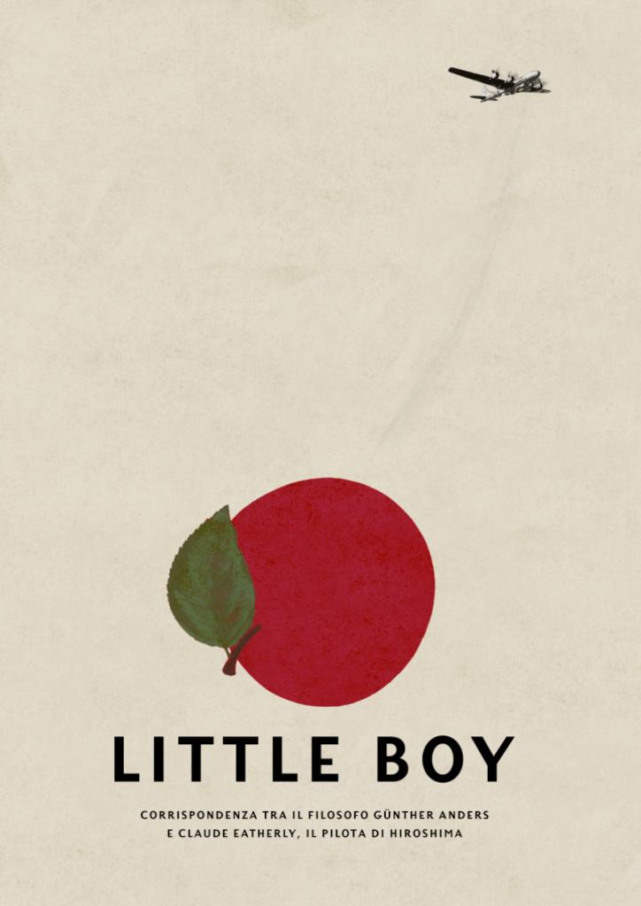 Little Boy - work in progress key visual 05 - sara garagnani