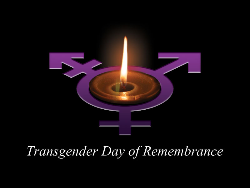 20.11. Transgender Day of Remembrance #TDoR