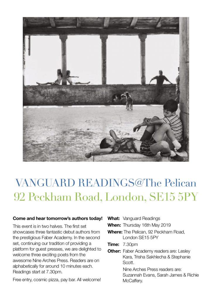 Vanguard Readings May 19