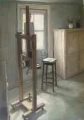 Studio and Easel