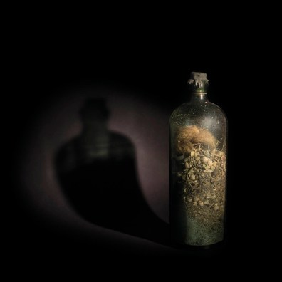 Healing Bottle, Museum of Witchcraft and Magic