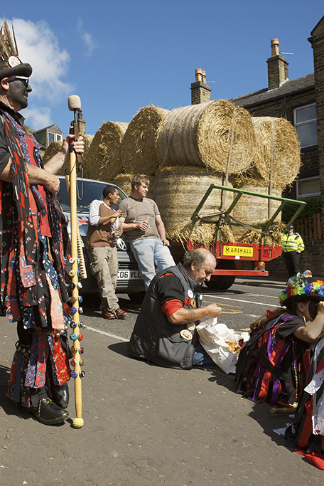 Rushbearing Festival, Sowerby Bridge, Yorkshire, 2008