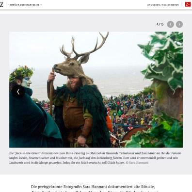 Rituale in England: Alte tradition, frisch belebt, Zeit 19.01.12 4/15