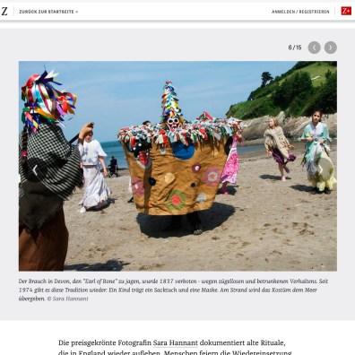 Rituale in England: Alte tradition, frisch belebt, Zeit 19.01.12 6/15