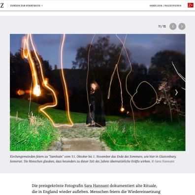 Rituale in England: Alte tradition, frisch belebt, Zeit 19.01.12 11/15