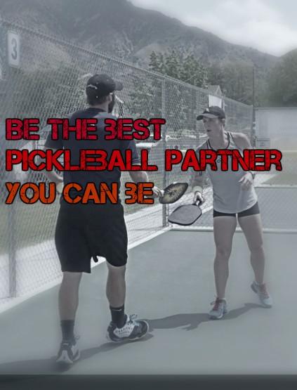 pickleball partner ebook