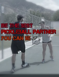 pickleball partner ebook