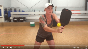 anticipate a pickleball opponents shots