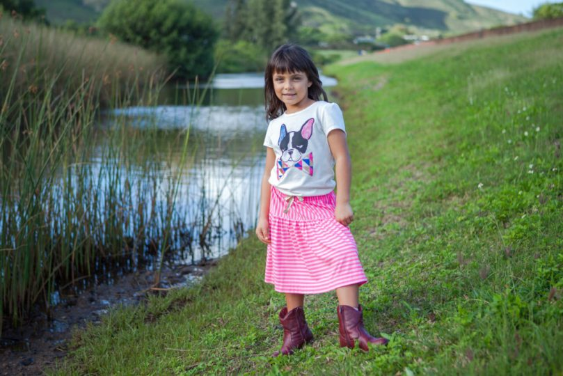 Photo of Talina Queen Richardson age 6